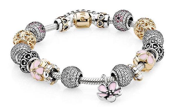 Шедевр ювелирного украшения - браслет Пандора.