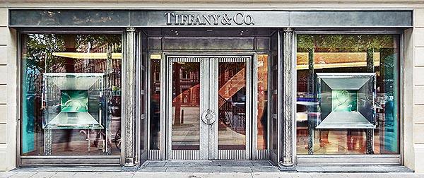 Магазин во Франции на Елисейских полях