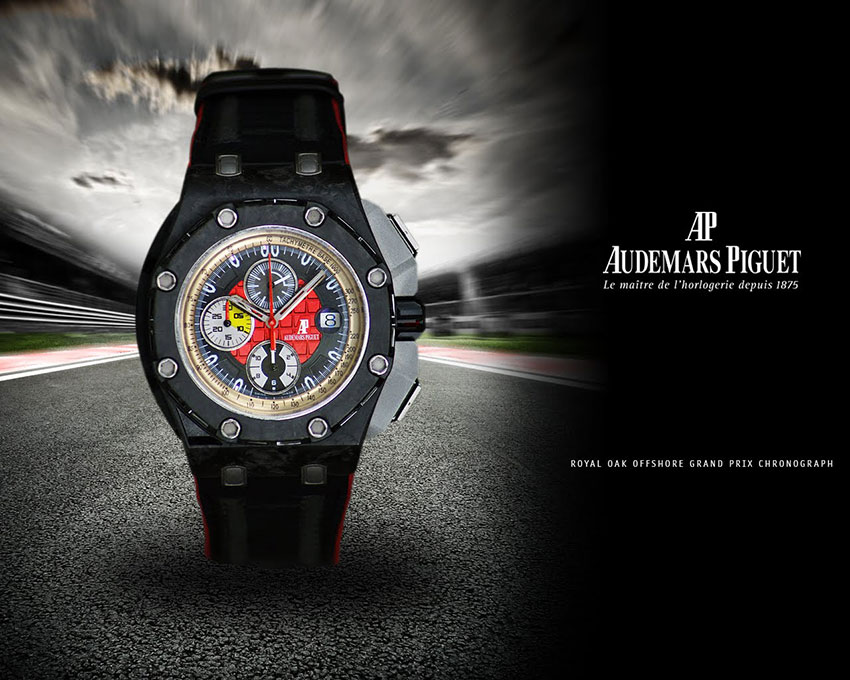 Audemars Piguet sports коллекция