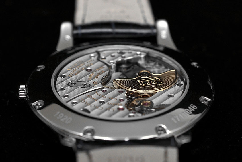 Швейцарские часы Chopard L.U.C.