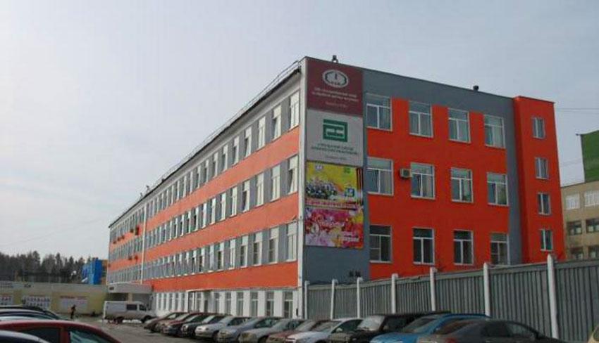 Завод по переработке цветных металлов в Екатеринбурге
