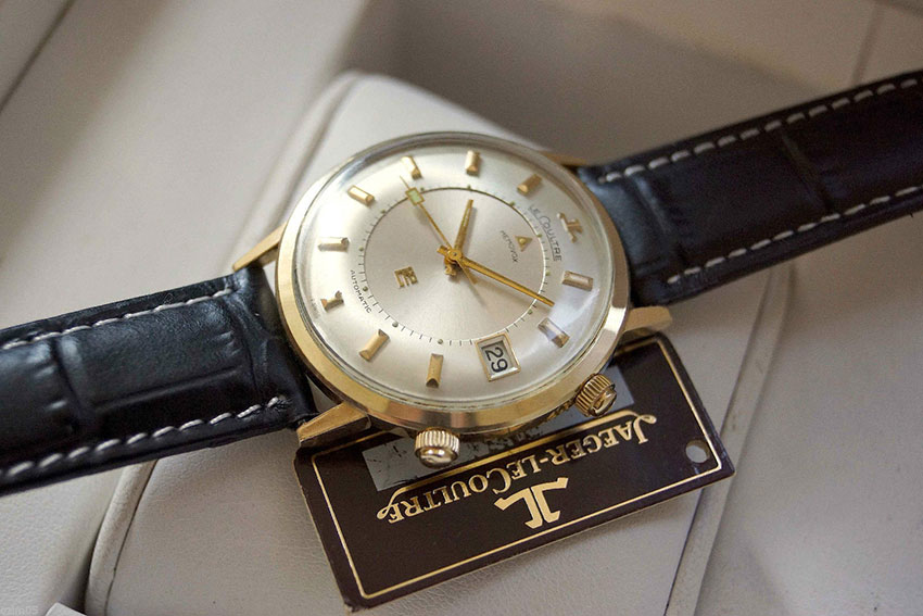 Швейцарские часы Jaeger LeCoultre описание