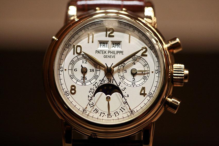 часы Patek Philippe описание