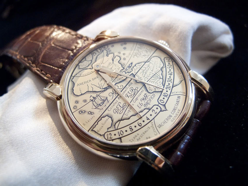 Швейцарские часы Vacheron Constantin Grand Mercator