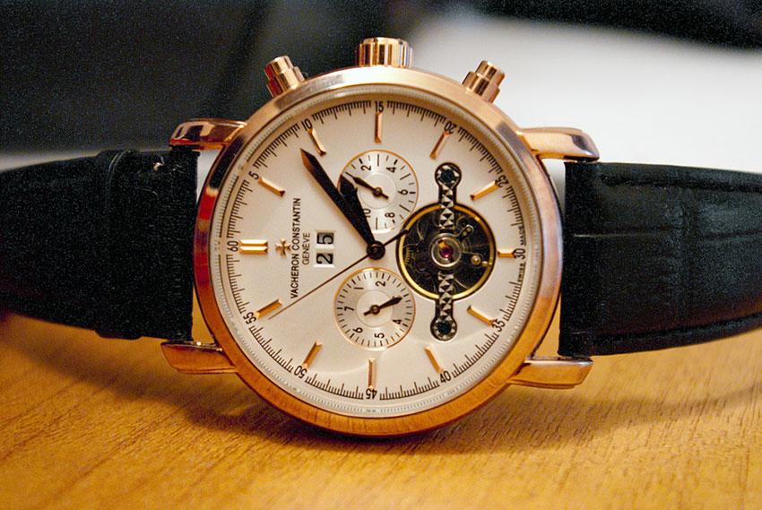 Швейцарские часы Vacheron Constantin - описание