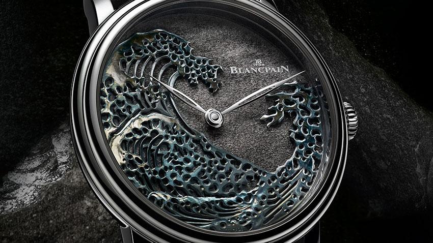 Фото часов Blancpain - описание
