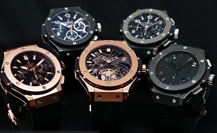 Какие существуют швейцарские часы