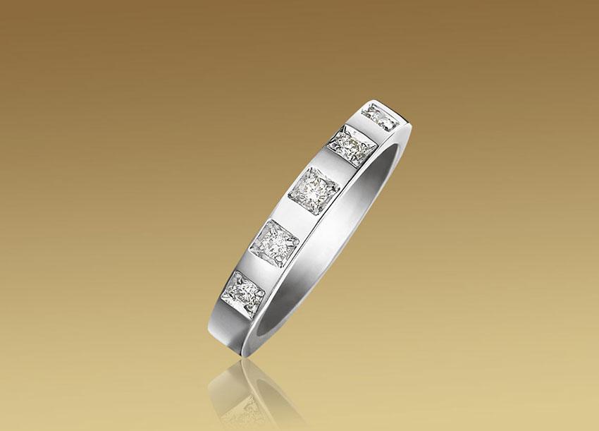 Красивые обручальные кольца Булгари - Bulgari