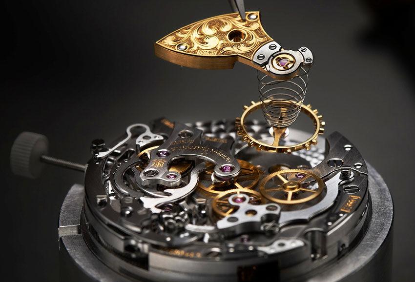 Швейцарские часы - ремонт в Москве